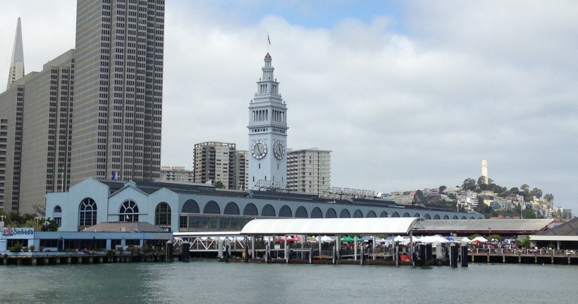 Your #1 To Do at the Ferry Building Farmer's Market / more at: whereverilodge.com